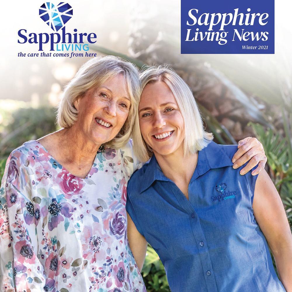 Sapphire Living News Winter 2021